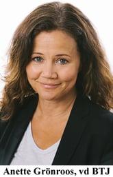 Anette-Grönroos, vd BTJ