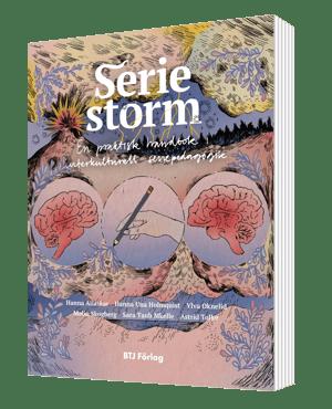 Boken Seriestorms omslagsbild.