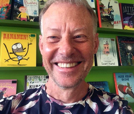 Staffan Engstrand, Bibliotekarie och författare